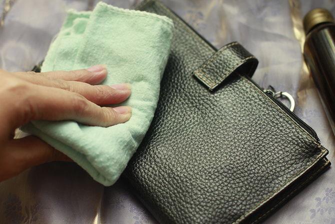 41bf76d83ed8 ¿Como limpio mis carteras