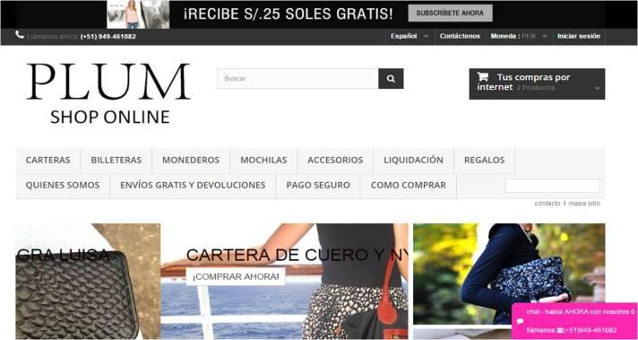 compras por internet mi tienda online foto
