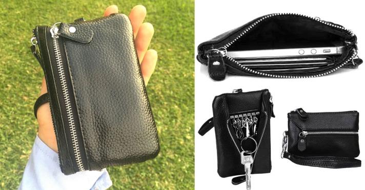 el precio más bajo 50de8 6e35c 4 Tips para conseguir la billetera para mujer de cuero ideal ...